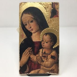 Affresco Madonna con Bambino Pinturicchio