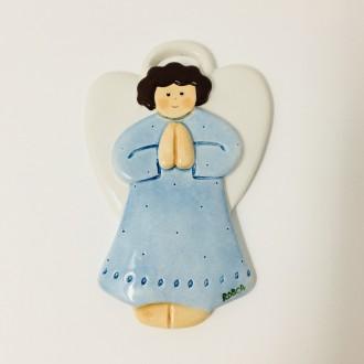 Angelo in ceramica