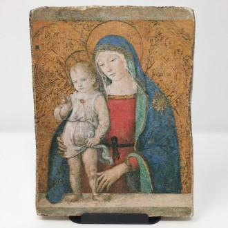 Affresco Madonna del Davanzale