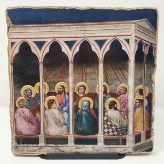 Affresco Pentecoste Giotto