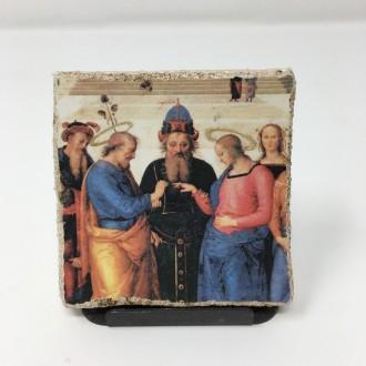 Affresco matrimonio Perugino
