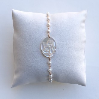 copy of Bracelet I take you by the hand rosary