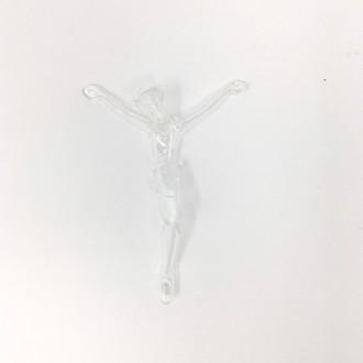 Corpo Cristo in vetro soffiato