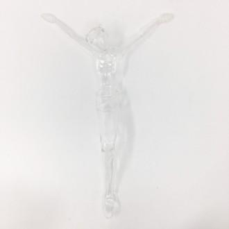 Corpo Cristo in vetro soffiato grande