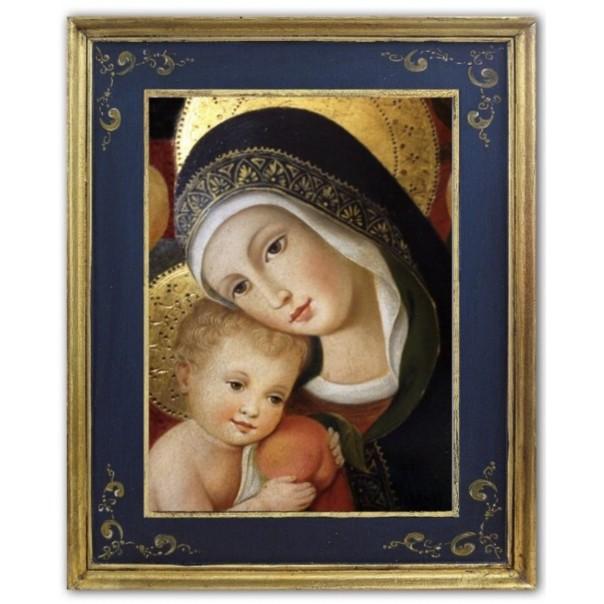 Quadro Madonna con Bambino Crivelli
