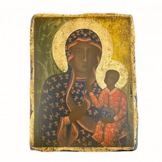 Our Lady of Czestocowa Icon