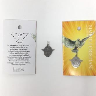 Ciondolo simboli cristiani - Spirito Santo -