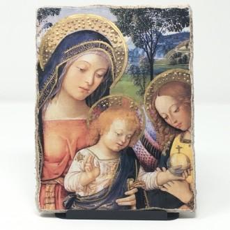 Affresco Madonna della Pace Pinturicchio