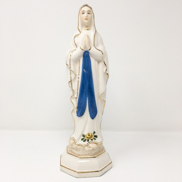 Madonna di Lourdes cm 30