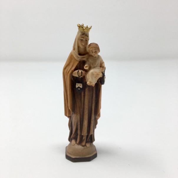 Miniatura Madonna del Carmine